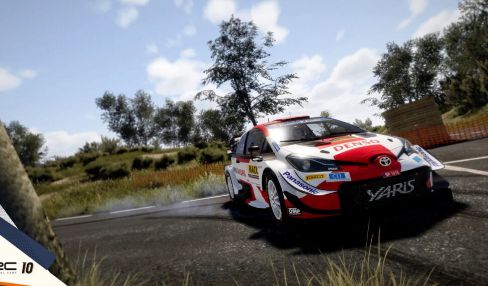 The Croatia Rally makes its debut in WRC 10