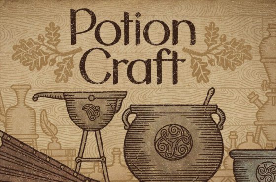 Potion Craft is now available in Early Access