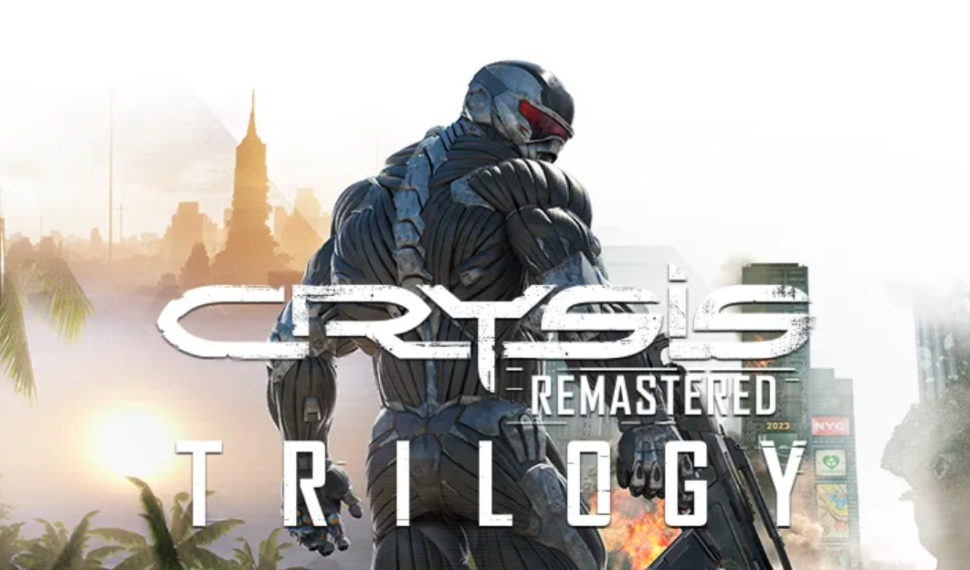 Great value all-in-one collection of three iconic Crysis games, remastered to perform beautifully on today's gaming platforms, launches today